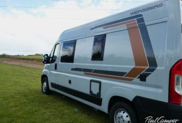 Hire a campervan in Leeds from private owners  Weinsberg Winnie