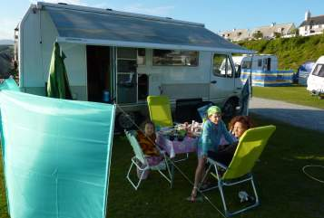 Hire a campervan in Breda from private owners| Laika Bender