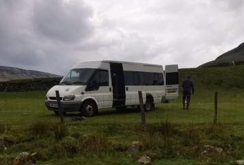 Hire a campervan in Hounslow from private owners  Ford  Humble Abode