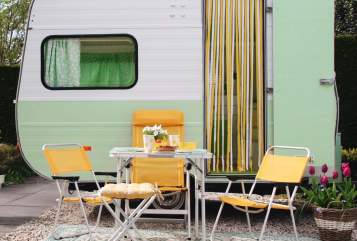 Hire a campervan in Oegstgeest from private owners| Adria De Sophie