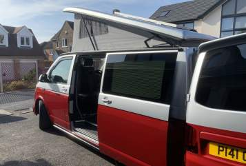 Hire a campervan in Derby from private owners| VW KLOPP