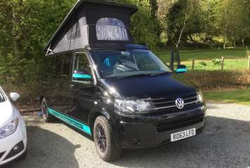Hire a campervan in Newcastle upon Tyne from private owners| VW OZ