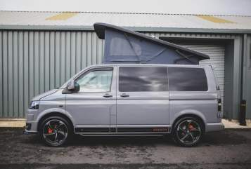 Hire a campervan in Ossett from private owners  Volkswagen  Dennis