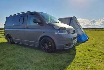 Hire a campervan in North Shields from private owners| VW  Beach House