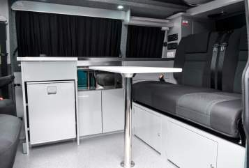 Hire a campervan in Leeds from private owners  VW Atlantis