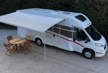 Hire a campervan in Uttoxeter from private owners| Fiat H4