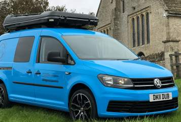 Hire a campervan in Peterborough from private owners  VW DinkyDubs