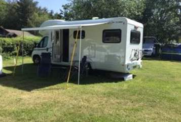 Hire a campervan in Fareham from private owners| Tribute  Sophia