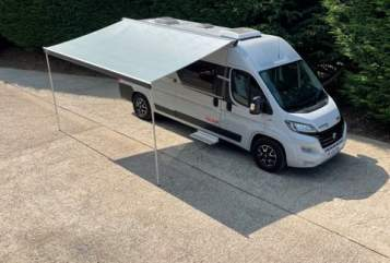 Hire a campervan in Uttoxeter from private owners| Fiat H6