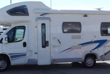 Hire a campervan in Dunfermline from private owners  Fiat Ducato  Great Scots