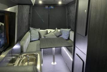 Hire a campervan in Huddersfield from private owners  Mercedes  Sprinter