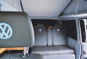Hire a campervan in Leeds from private owners  VW Lorenzo