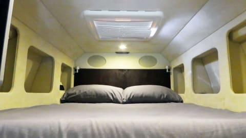 Hire a campervan in Belper from private owners  Vw Keith
