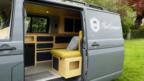 Hire a campervan in Stoke-on-Trent from private owners  VW Sonho