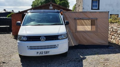 Hire a campervan in Brampton from private owners  VW Reiver