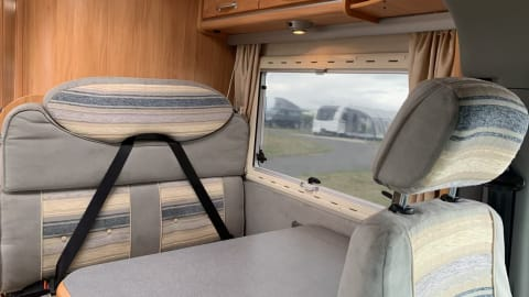 Hire a campervan in Knutsford from private owners  Adria Maggie