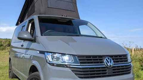 Hire a campervan in Chichester from private owners  VW Gertie