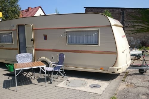 Hire a campervan in Bodø from private owners| Tabbert Sunniva