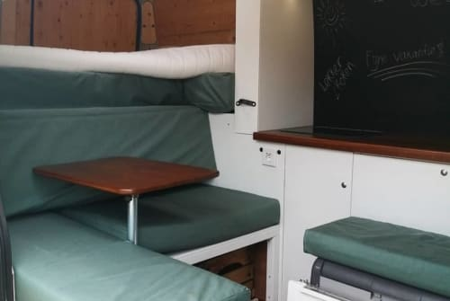 Hire a campervan in Schoorl from private owners| Peugeot  Trekvogel Jowie