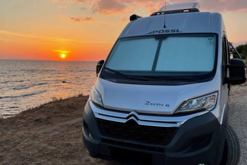 Hire a campervan in Spata from private owners| Pössl Pössl Greece