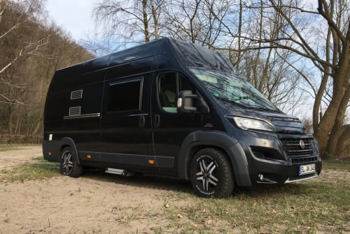 Hire a campervan in Löwenstedt from private owners| Adria Rollo