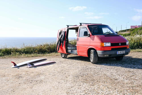 Hire a campervan in Ericeira from private owners  vw Tiger