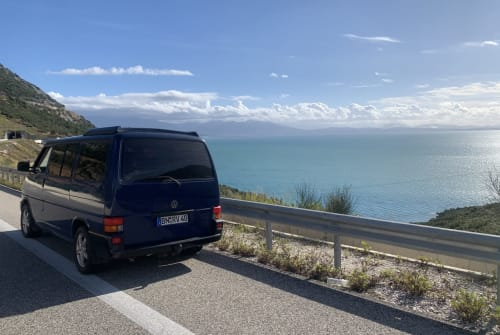 Hire a campervan in Spata from private owners| Volkswagen T4 Achilleus