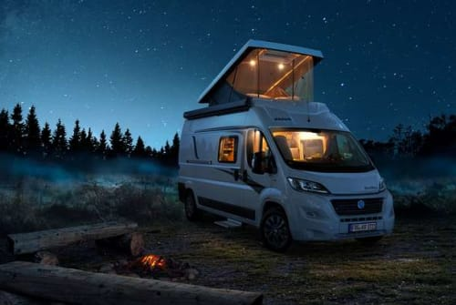 Hire a campervan in Frankfurt am Main from private owners| Knaus Boxstar 540neu