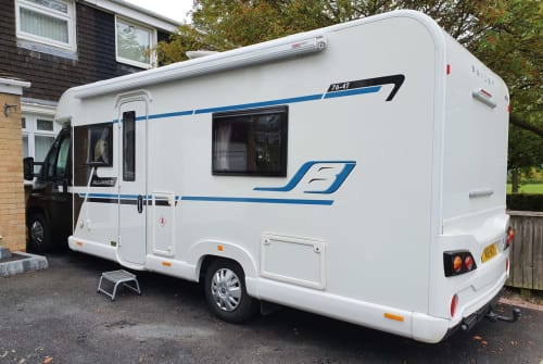 Hire a campervan in Durham from private owners| Peugeot  Noy