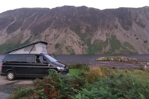 Hire a campervan in Hastings from private owners| VW Startline Diesel Dubby