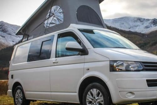 Hire a campervan in South Queensferry from private owners| VW Bepe