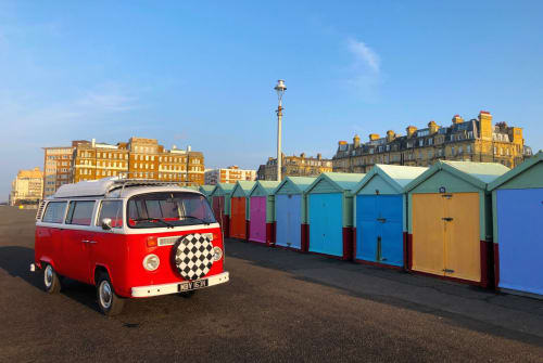 Hire a campervan in Horsham from private owners| VW Maggie