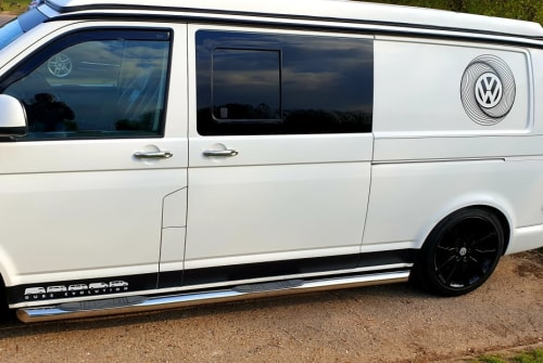 Hire a campervan in Stowmarket from private owners| VW The Inside Out