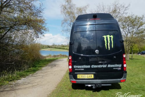 Hire a campervan in Belper from private owners| Vw Keith
