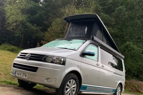 Hire a campervan in Newcastle upon Tyne from private owners| VW Bomber