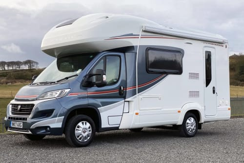 Hire a campervan in Gateshead from private owners| Auto Trail  Riding Rambler