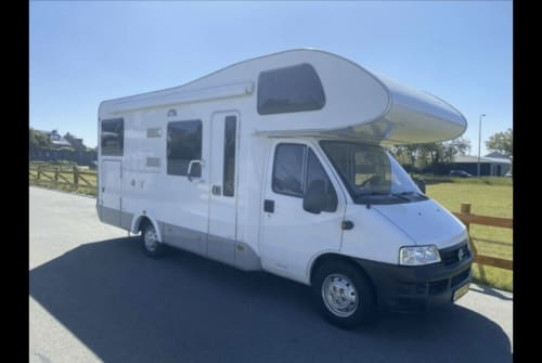 Hire a campervan in Monster from private owners  KNAUS AdverturerXL