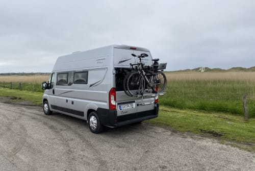 Hire a campervan in Hagen im Bremischen from private owners| Karmann Ukuhamba