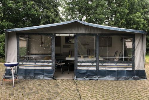 Hire a campervan in Appeltern from private owners| Burstner  Burstner