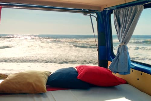 Hire a campervan in Porto from private owners  Ford PortoCamper
